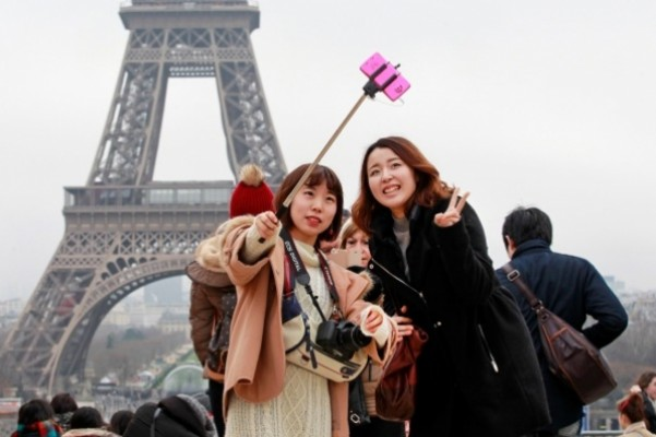 Europe has become the second most popular destination for Chinese outbound tourists