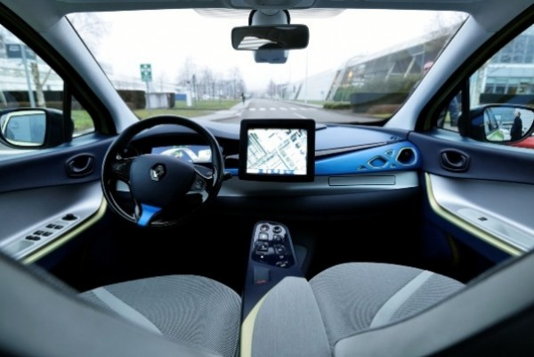 Beijing launches testing base for autopilot cars