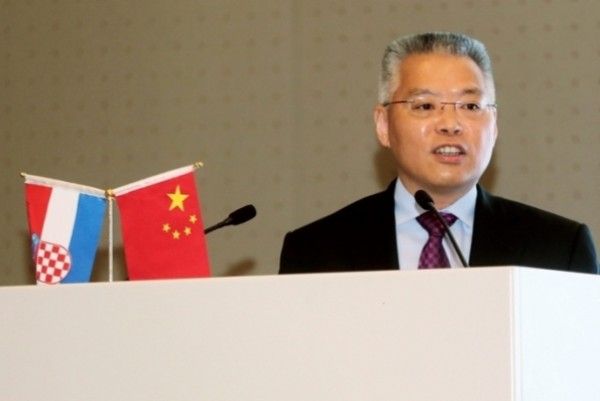 Hu Zhaoming: China-Croatia ties enter best period