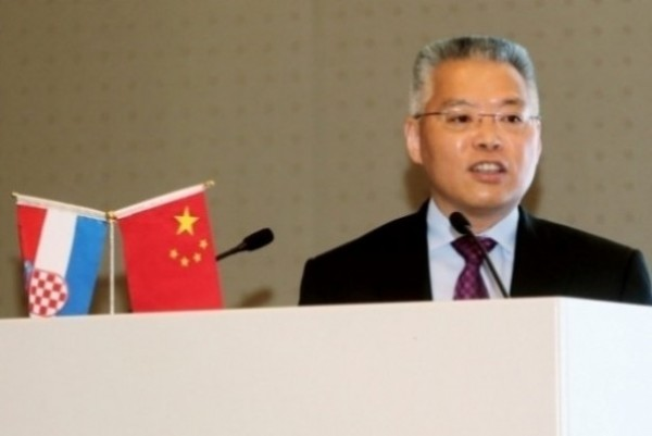 CSEBA thanks outgoing Chinese Ambassador for the excellent cooperation