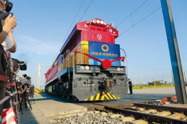 Lodz benefits from China-Poland rail cargo connection