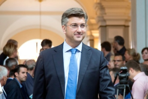 Plenkovic to attend Sofia summit to boost ties with China