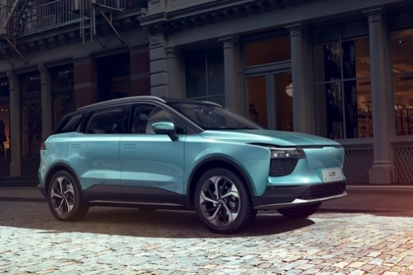 Aiways U5 could be the first Chinese-brand electric car sold in Europe