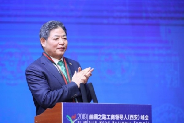 CSEBA congratulates Lu Jianzhong on his election to a new term as SRCIC President