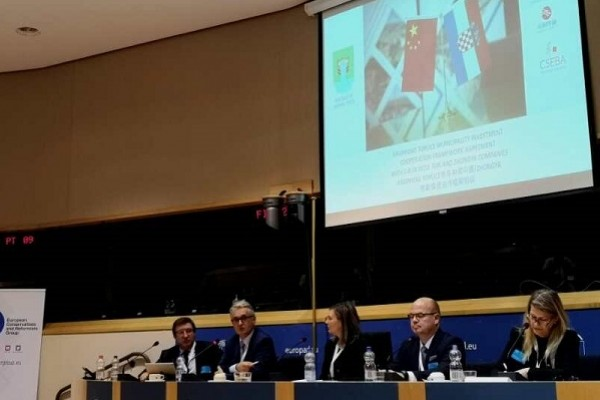 China – main star of HTi Conference in Brussels