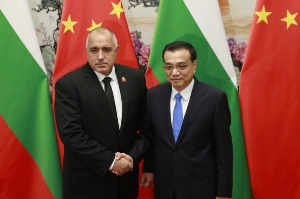 China and CEEC summit in Bulgaria, in July