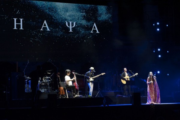 Silk Road Chinese Ethno Music Festival held in Pula