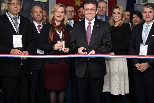 Croatian Chamber of Commerce opens office in Shanghai