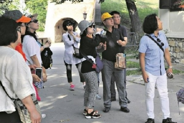 Number of Chinese tourists in Serbia doubled in 2018