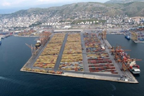 Piraeus port to play vital role in Belt and Road initiative