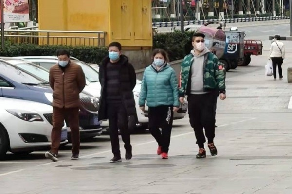 China in the crucial stage of the fight against the coronavirus
