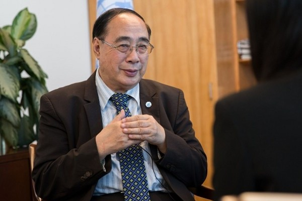 Wu Hongbo first Chinese special envoy to Europe