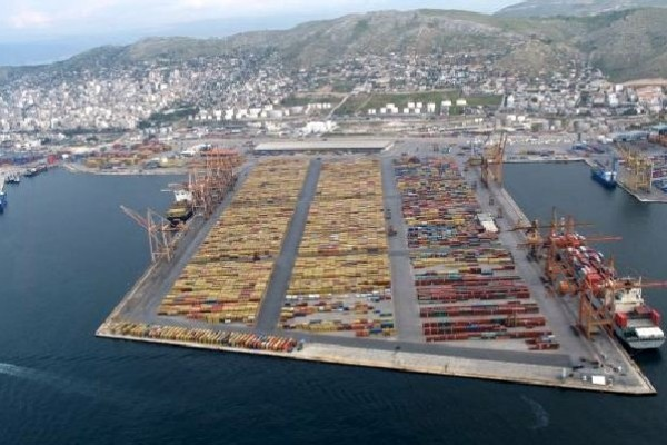 China and Greece agree on $660m expansion of Piraeus Port