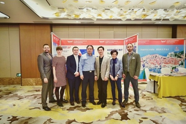 CSEBA promoted Croatia at International Travel Business Cooperation Conference