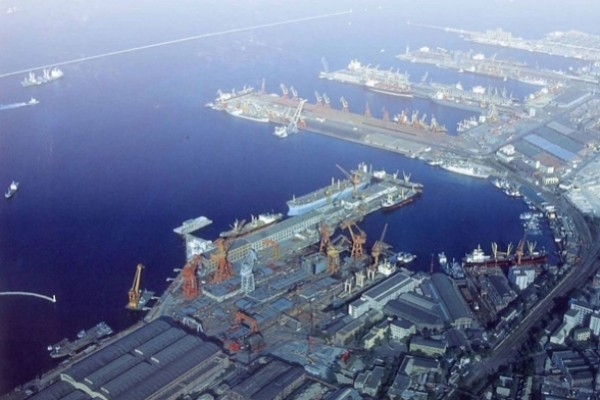 Chinese Port consolidation accelerates