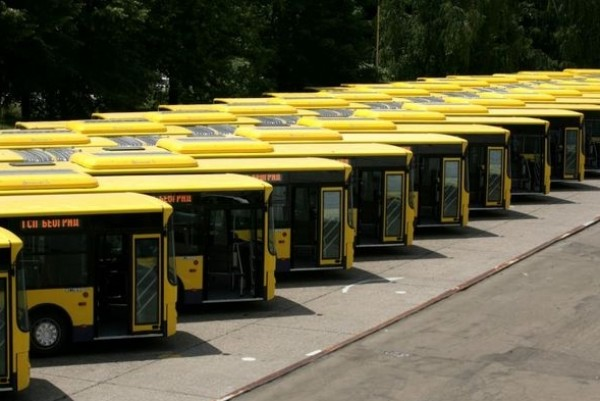 Belgrade to buy 190 new buses next year