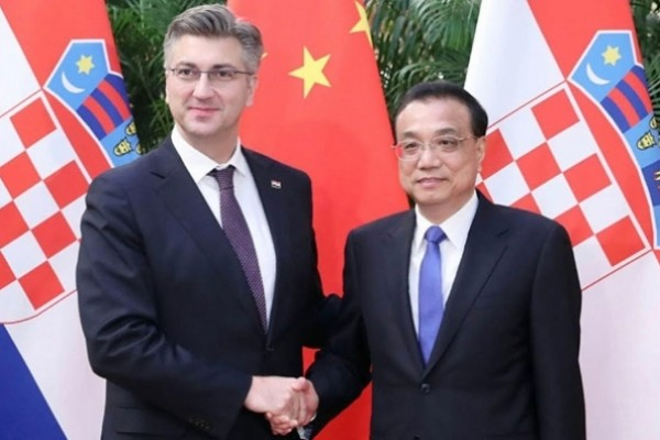 Year 2019 brings a new chapter of Sino-Croatian fairy tale