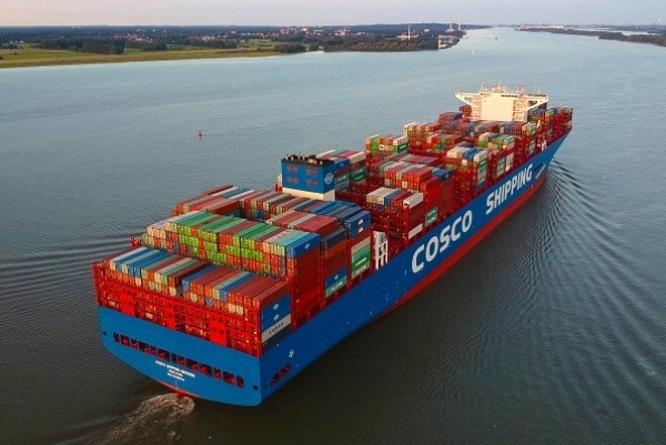 Cosco Shipping to order 25 capesize vessels