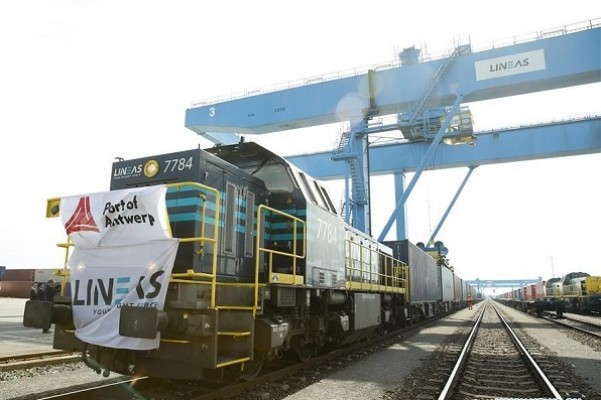 Chinese rail freight to Europe set to double in 2018