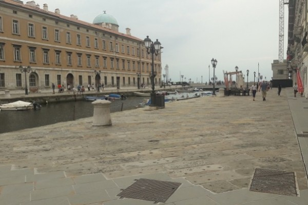 China interested in railway development at Trieste port