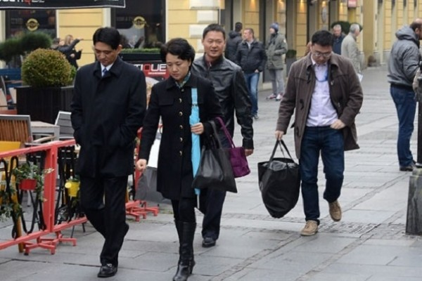 Serbia top new destination of interest to Chinese tourists