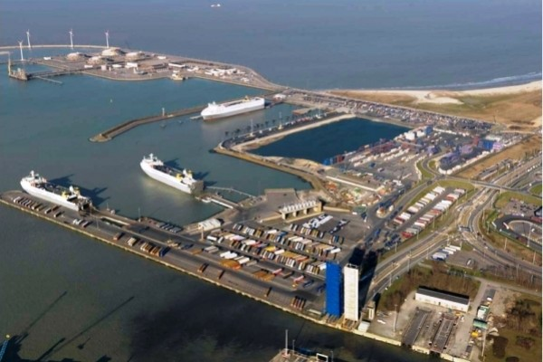 COSCO to make Zeebrugge northwest Europe