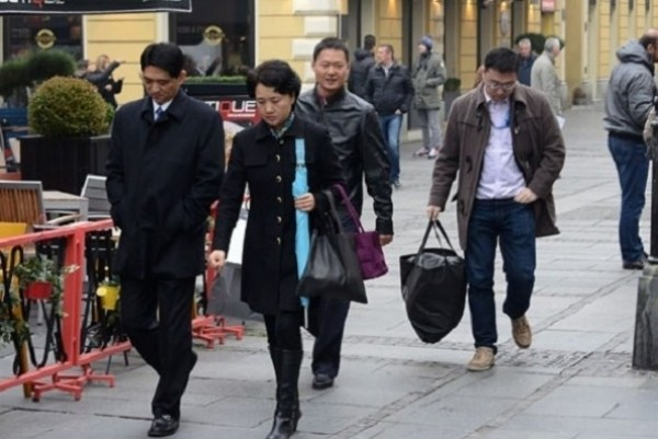 Chinese Tourists Prefer more Distant Destinations