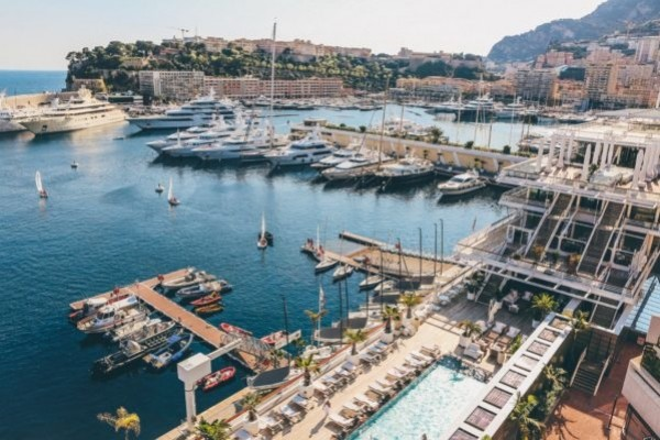 Monaco may become a special hub for the digital silk roads