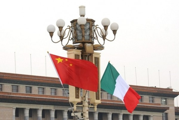 Italy To Support China's Belt And Road Initiative