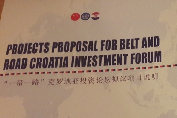 UNIDO-ISEC and China to invest 13 billion euros in Croatia