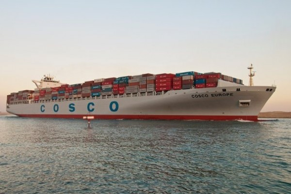 COSCO is interested to bid for the concession of the new terminal in Port of Rijeka