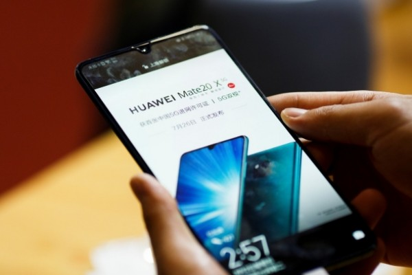 Huawei to use own operating system in 2021 on smartphones