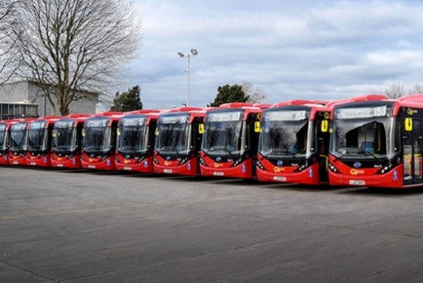 BYD lands large electric bus order in Netherlands