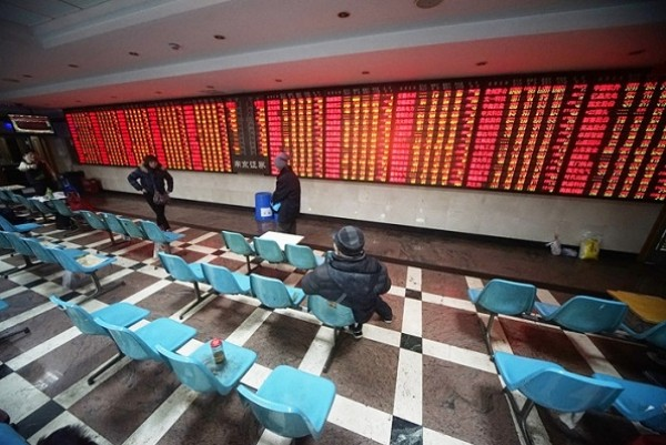 China eyes Shanghai-Frankfurt Stock Link