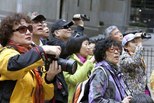 China remains biggest source market for tourist spending