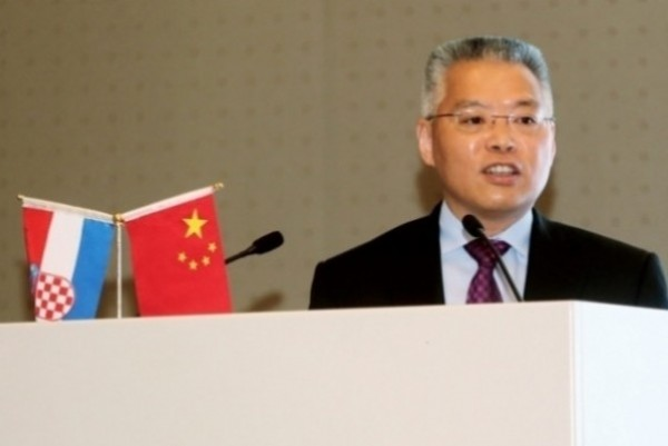 Hu Zhaoming: Fruitful China-CEEC cooperation new highlight of China-Europe tie