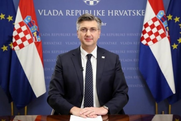 Plenkovic: Fighting the epidemic in China is proof of the effectiveness of rigorous measures