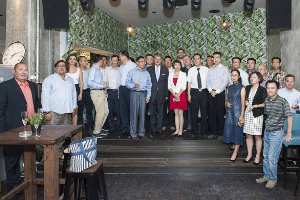 CSEBA hosts Chinese Business Representatives