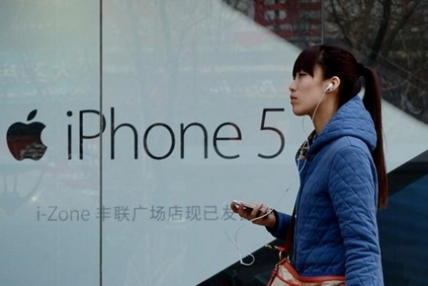 China retailers slash iPhone prices after Apple sales warning