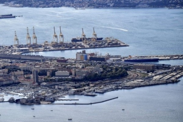Trieste port will compete directly for cargo with Piraeus