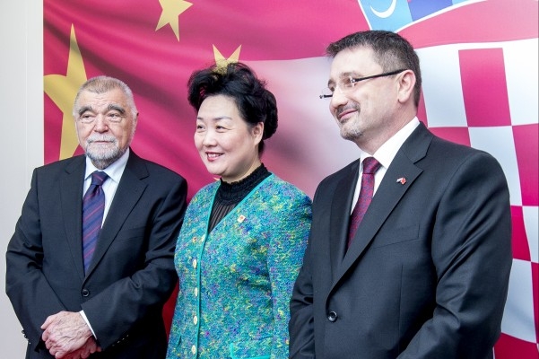With Chinese Ambassadors Backing, CSEBAs Central Office Opens