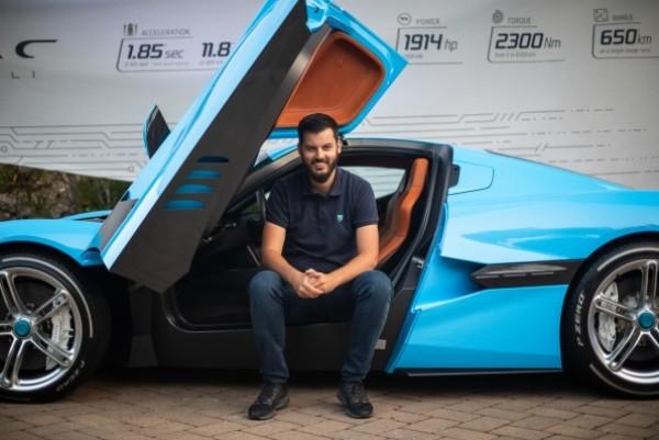 Volkswagen close to decision on selling Bugatti to Rimac