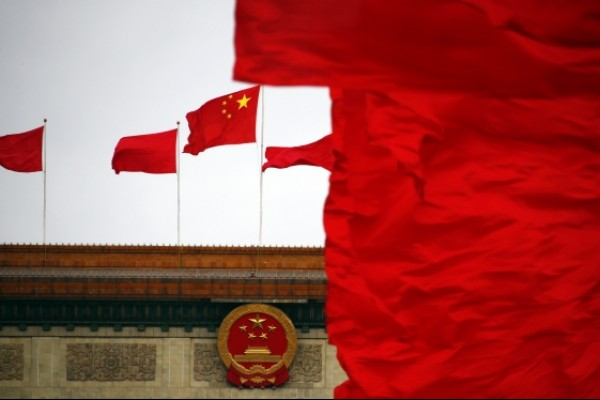 China sets 2021 GDP growth target of 6%