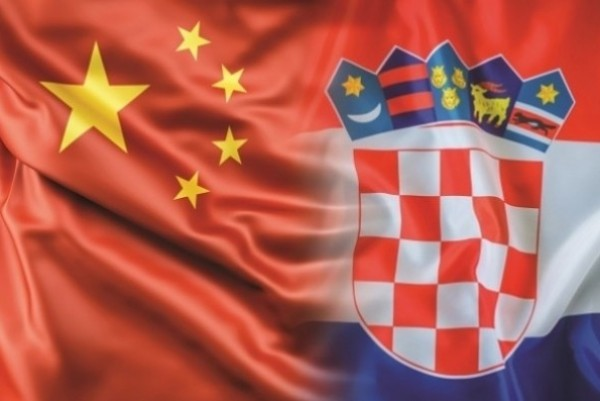 Chinese Embassy initiated the establishment of the Chamber of Chinese-funded enterprises in Croatia
