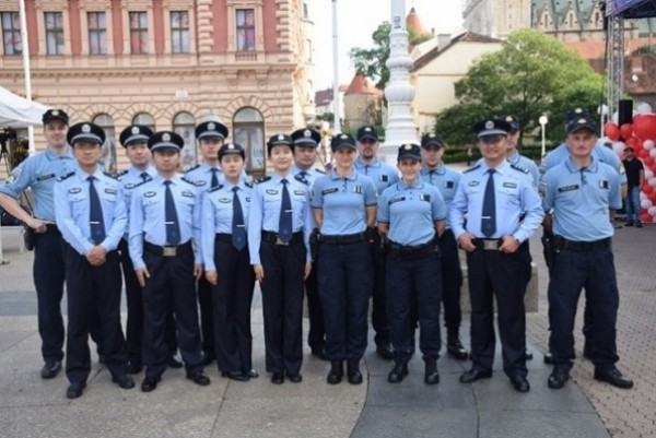 Croatian, Chinese police kick off second joint patrol