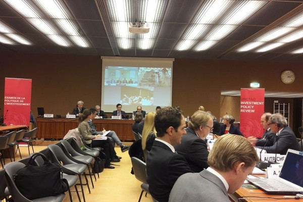 CSEBA at UNCTAD Investment Conference